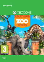 Xbox Live Game Download - Zoo Tycoon - Xbox One