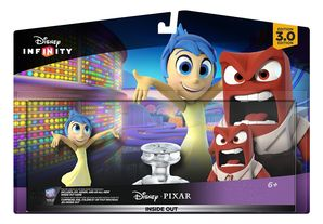 Disney Infinity 3.0 - Inside Out Playset