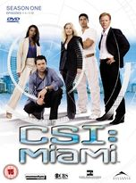 CSI Miami Series 1 Box 1