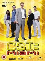 CSI Miami Series 2 Box 1
