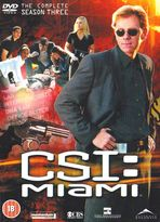 CSI Miami Complete Series 3