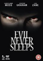 Evil Never Sleeps [DVD]