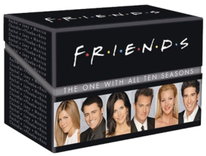 Friends Complete Series 1 To 10