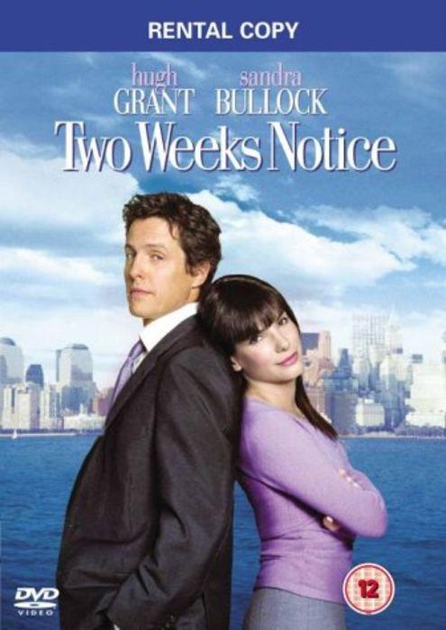 Two weeks notice movie free online