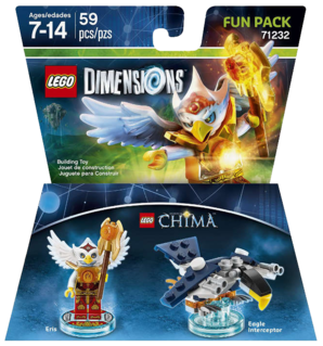LEGO Dimensions: Fun Pack - Chima Eris