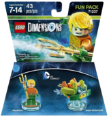 LEGO Dimensions: Fun Pack - DC Aquaman