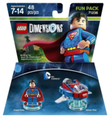 LEGO Dimensions: Fun Pack - DC Superman