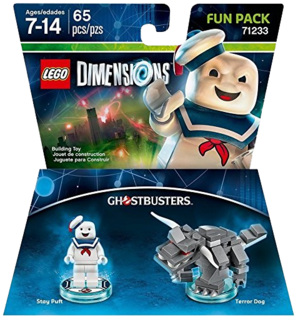 LEGO Dimensions: Fun Pack Ghostbusters, Stay Puft