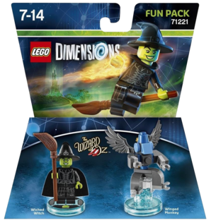 LEGO Dimensions: Fun Pack - Wizard of Oz Wicked Witch
