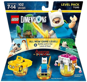 LEGO Dimensions: Level Pack - Adventure Time