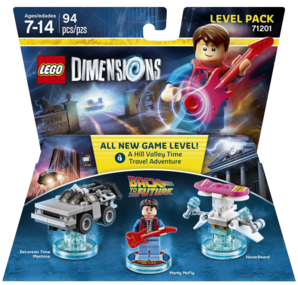 LEGO Dimensions: Level Pack - Back to the Future
