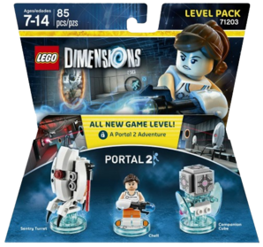 LEGO Dimensions: Level Pack - Portal
