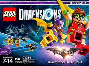 LEGO Dimensions: Story Pack - Batman Movie
