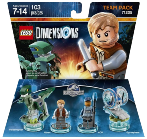 LEGO Dimensions: Team Pack - Jurassic World