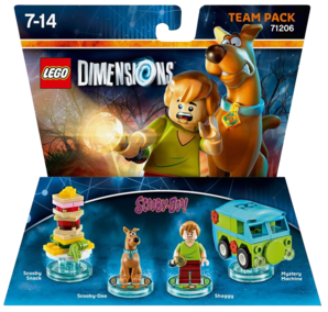 LEGO Dimensions: Team Pack - Scooby Doo