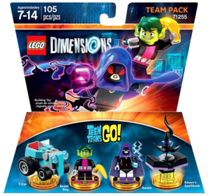 LEGO Dimensions: Team Pack - Teen Titans Go!