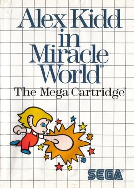 Alex Kidd: Miracle World