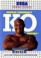 George Foremans KO Boxing