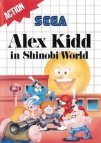 Alex Kidd: Shinobi World