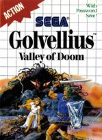 Golvellius: Valley of Doom