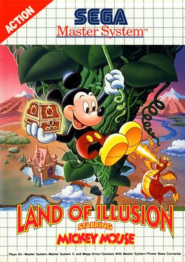 Land of Illusion: Mickey Mouse