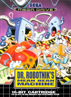 Dr. Robotniks Bean Machine