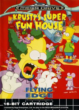 Krustys Fun House