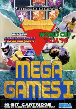 Mega Games I (Super Hang-On, Columns, World Cup Italia 90)