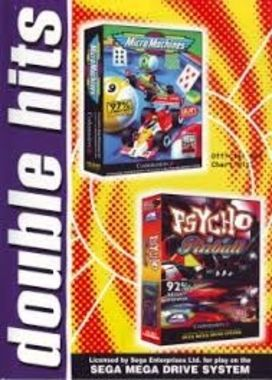 Micro Machines/Psycho Pinball Double Hits