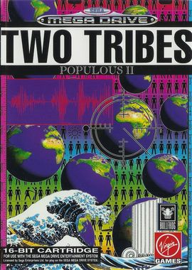 Populous II:Two Tribes