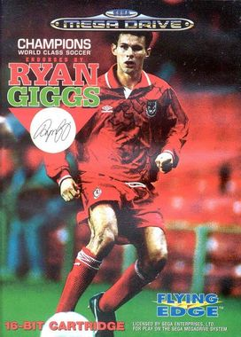 Champions World Class Soccer  Endorsed by Ryan Giggs