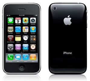 Apple iPhone 3G - 8GB Black - Unlocked