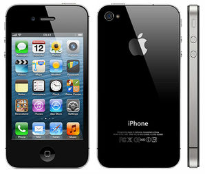 Apple iPhone 4 - 16GB Black - Unlocked