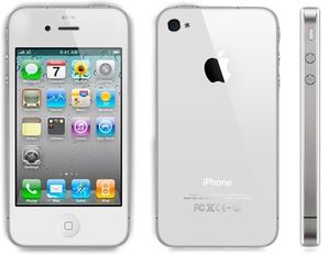 Apple iPhone 4 - 16GB White - Locked to Network