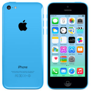 Apple iPhone 5C - 32GB Blue - Locked to Network