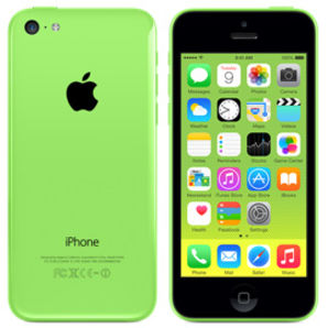 Apple iPhone 5C - 16GB Green - Unlocked