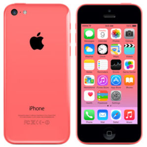 Apple iPhone 5C - 32GB Pink - Locked to Network