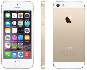 Apple iPhone 5S - 32GB Gold - Unlocked
