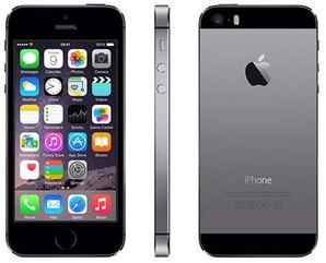 Apple iPhone 5S - 16GB Grey - Locked to Network