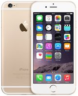 Apple iPhone 6 128GB Gold - Locked to Network