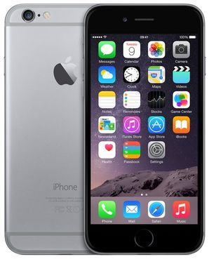 Apple iPhone 6 128GB Grey - Locked to Network