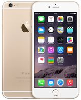 Apple iPhone 6 Plus - 128GB Gold - Locked to Network