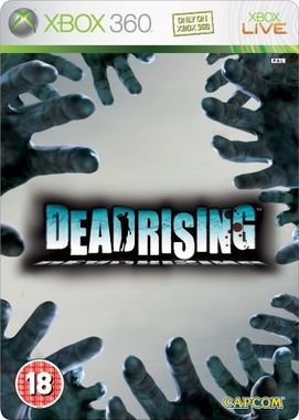 Dead Rising Limited Edition Steel Case