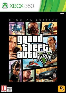 Grand Theft Auto V Five Special Edition