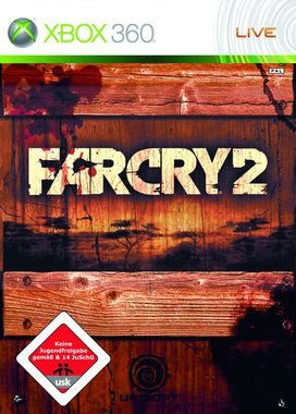 Far Cry 2 Collectors Edition