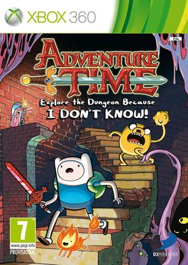 Adventure Time: Explore the Dungeon Because I Don't Know