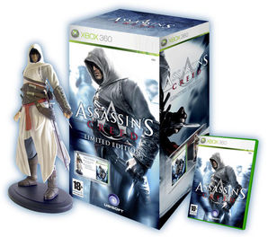 Assassins Creed Limited Edition