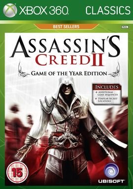 Assassins Creed II Game of the Year Edition