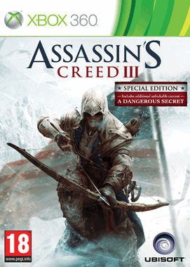 Assassins Creed III Special Edition