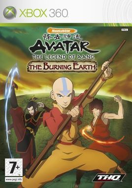Avatar: The Legend of Aang: The Burning Earth